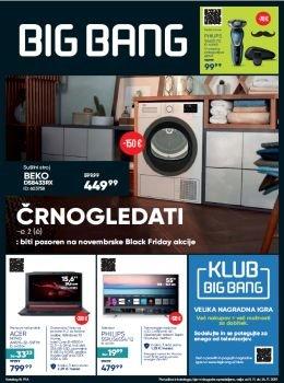 Big Bang katalog