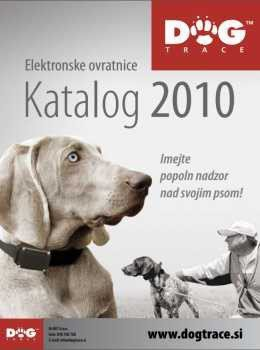Dog trace katalog - pasje elektronske ovratnice