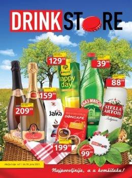 Drink Store katalog