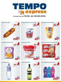 Tempo Express katalog