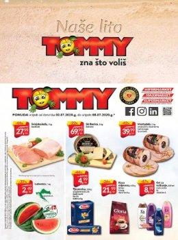 Tommy katalog