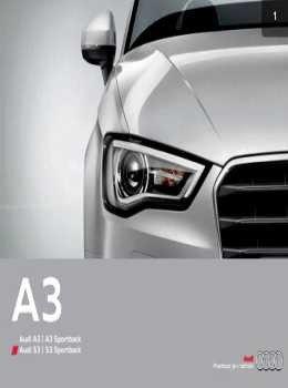 Audi Serija 3 katalog