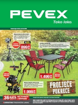 Pevex katalog