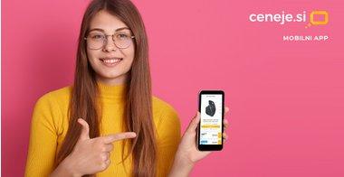 NOVO! Zakaj potrebuješ app Ceneje.si