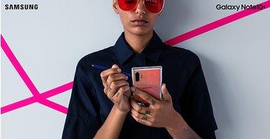 Vsaj deset razlogov, zakaj izbrati Galaxy Note10