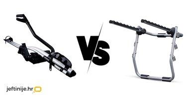 Prednosti i mane najpopularnijih nosača za bicikl