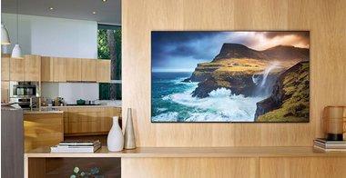 Uživajte v svojih najljubših filmih in serijah s Samsung QLED televizorji in HBO GO