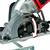 EINHELL mini ročna krožna žaga s pripomočki TC-CS 860