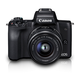 CANON fotoaparat EOS M50 + 15-45IS