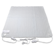 VIDAXL električna pralna grelna pododeja iz poliestra 150x140cm