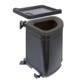 FRANKE Dodatna oprema Sorter Pivot črna plastika, 1 posoda za odpadke (1x27L) 121.0339.484