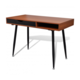 VIDAXL stol za računalo 110 x 55 x 76 cm smeđa