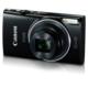 CANON kompaktni fotoaparat DSC IXUS 185 BK, črn